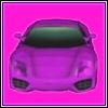 3D Pink Race