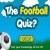 The Football Quiz