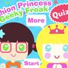 Princess or Geek Quiz