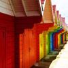 Jigsaw: Beach Dressing Rooms