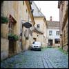 Jigsaw old alley