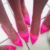 Jigsaw: Pink Heels