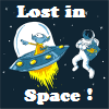 Lost in Space! The flash game
