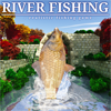 River Fishing: Colors of Autumn
