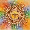 Tropical Sun Puzzle